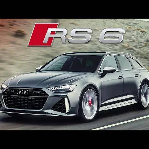 2021 audi rs6 avant in depth look - better than mercedes-amg e63s wagon?