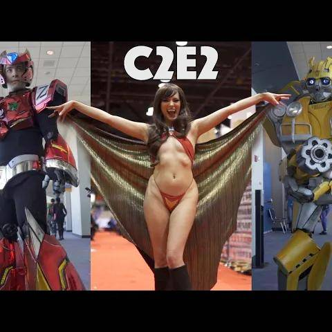 c2e2 best cosplay music video 2020 chicago comic con