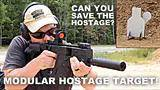 modular hostage target!can you save the hostage?