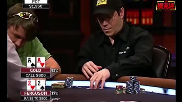 德州扑克: T2不是谁都能玩的, 拿着我的本命牌还不秒弃牌?