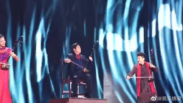 民乐#唢呐大师外国演奏《好汉歌》...