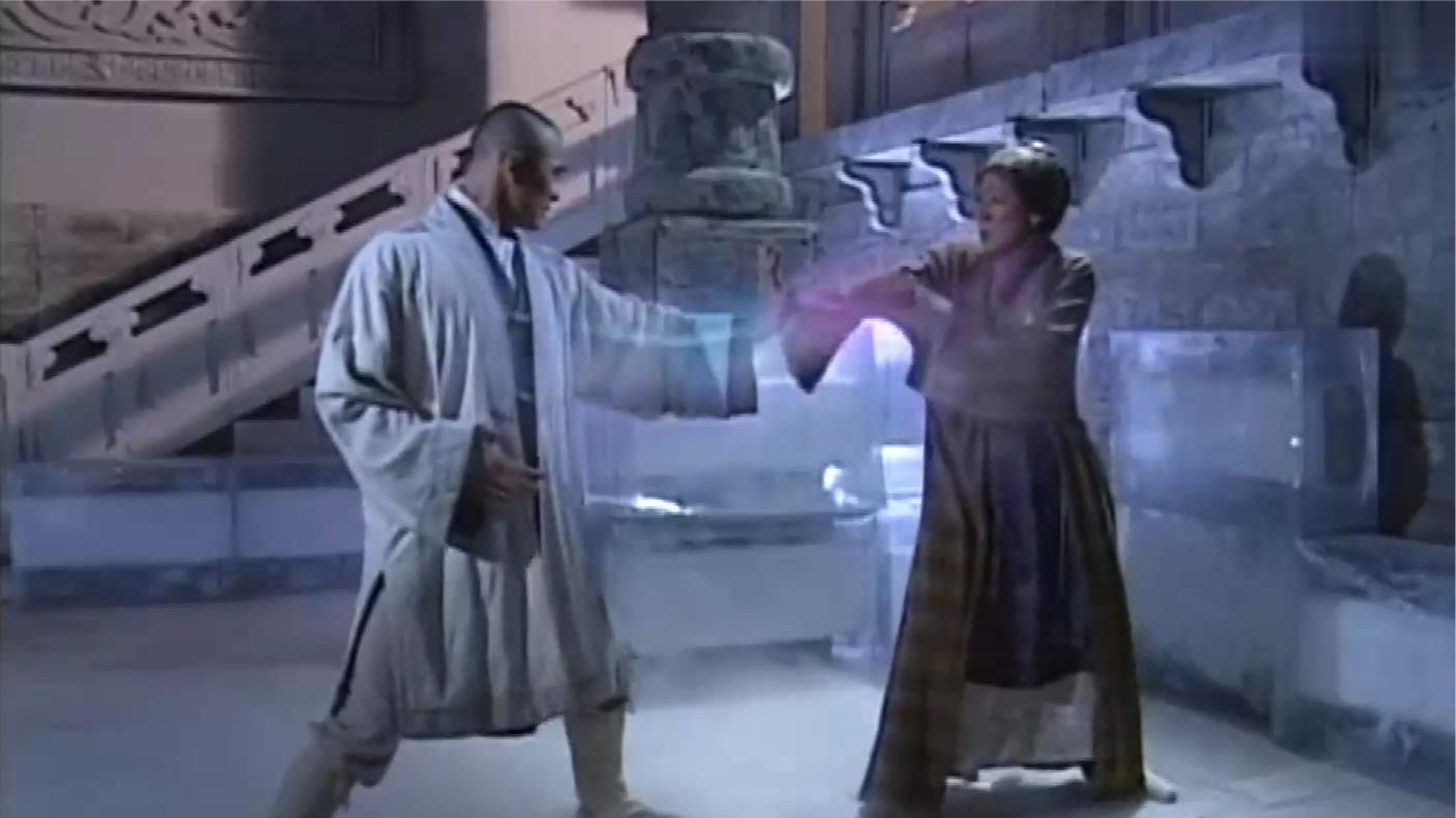 天龙八部: 虚竹吸走李秋水和童姥的内力, 除了扫地僧, 无人能敌