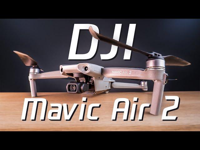 【60帧】这款无人机,真香!大疆御mavic air 2全方位体验