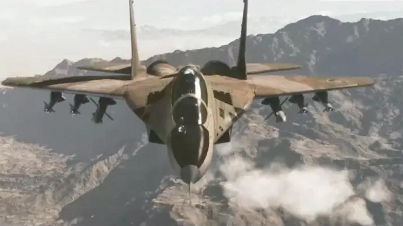 绝密: 这才叫顶级空战片, 惊心动魄的激烈交战, 可惜很多人没看过