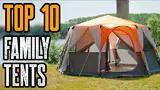 top 10 best large family camping tents on amazon