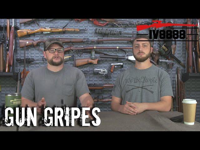 gun gripes #273:  is pop culture anti-gun?  with gun drummer