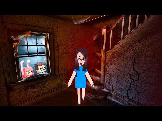 【木鱼】迷你世界: 港诡实录2,木鱼追寻佳慧的脚步,来到闹鬼工厂的内部!