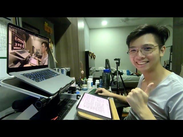 【study with me live】周一下午一起奋斗吧!