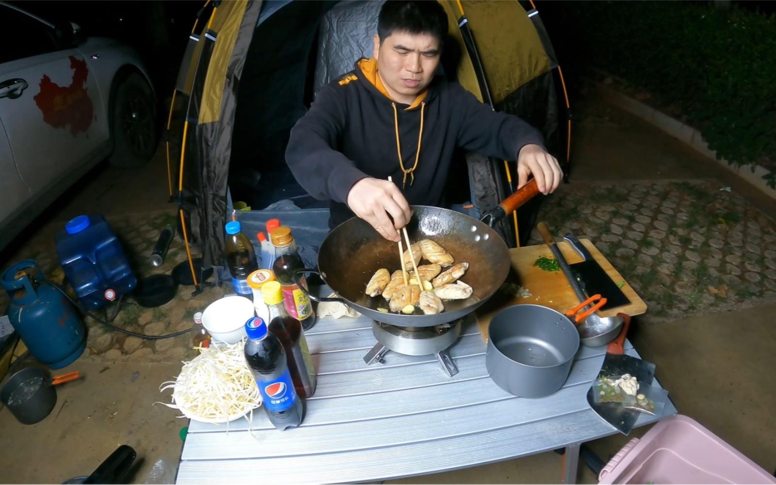 自驾旅行, 终于到达云南了, 晚上我们吃大餐, 真的太好吃了