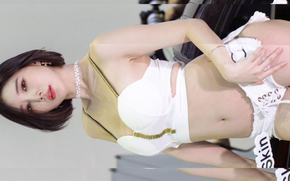 韩国模特 车模 宋珠雅