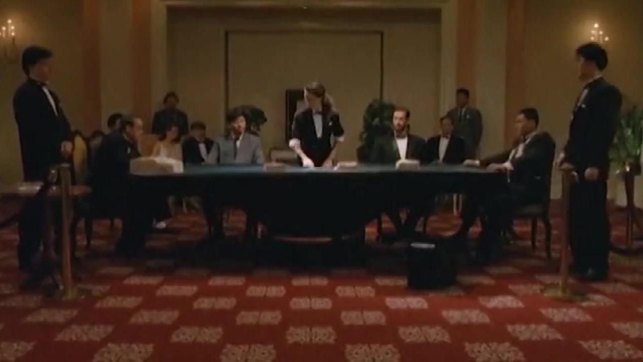 赌尊: 亚洲赌尊大战日本赌王, 心理战的巅峰对决, 实在精彩了
