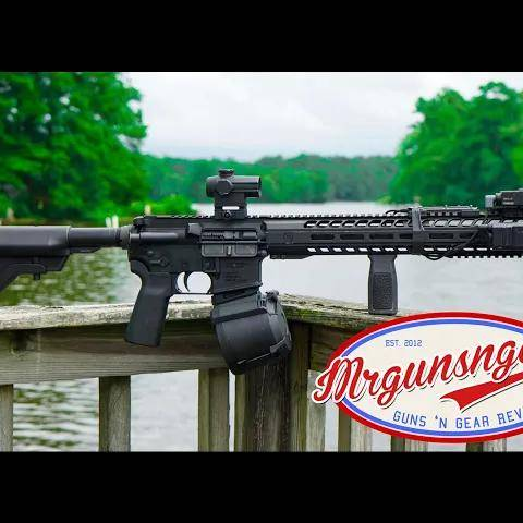 radical firearms integrally suppressed rifle review