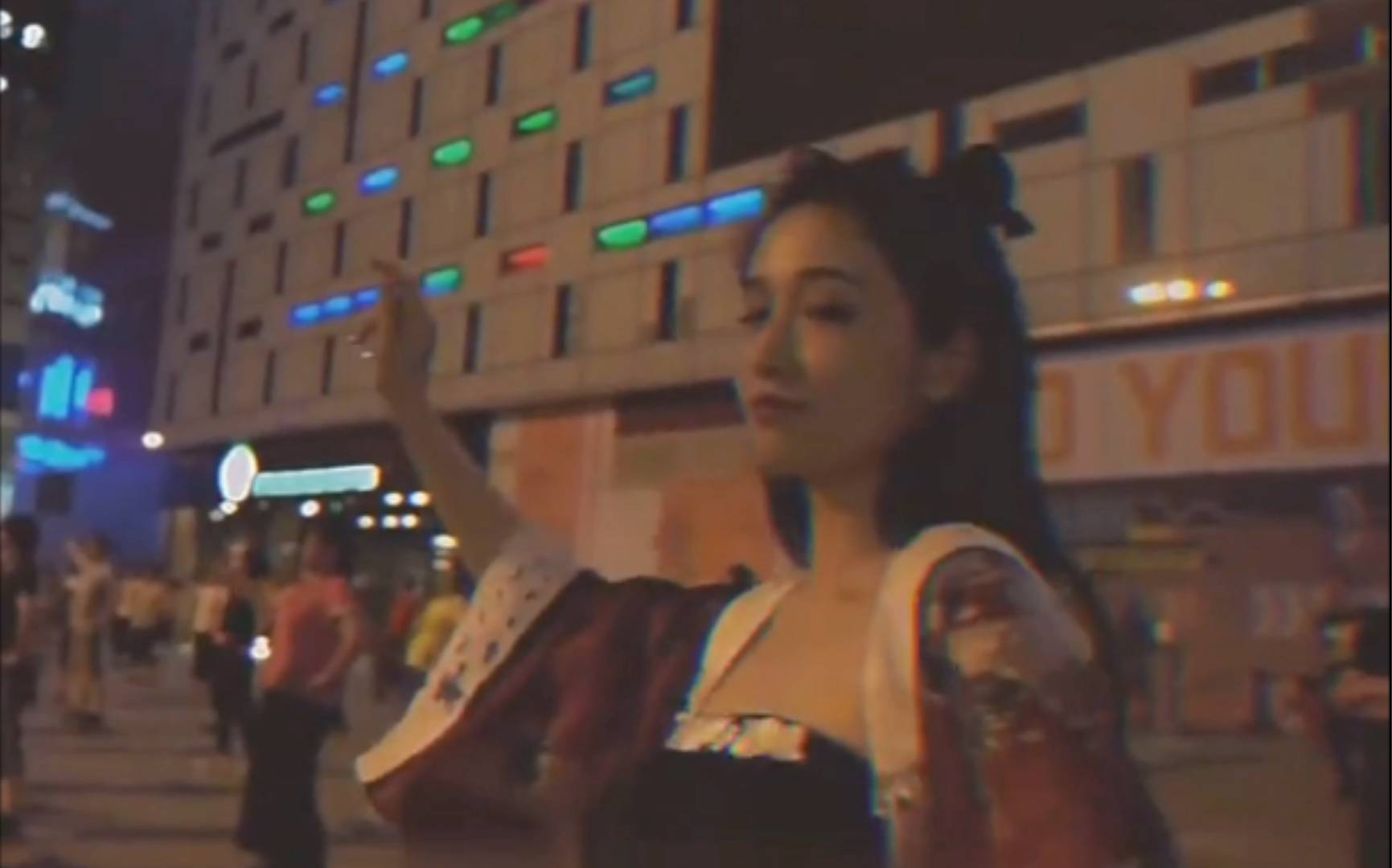 这TM才是广场舞
