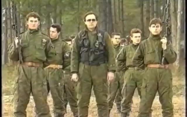【豪俊金曲/中文字幕】Mlada Srpska Garda-Roki Vulovic