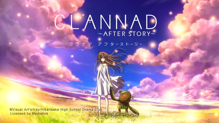 CLANNAD~AFTER STORY~ 团子大家族 第二季