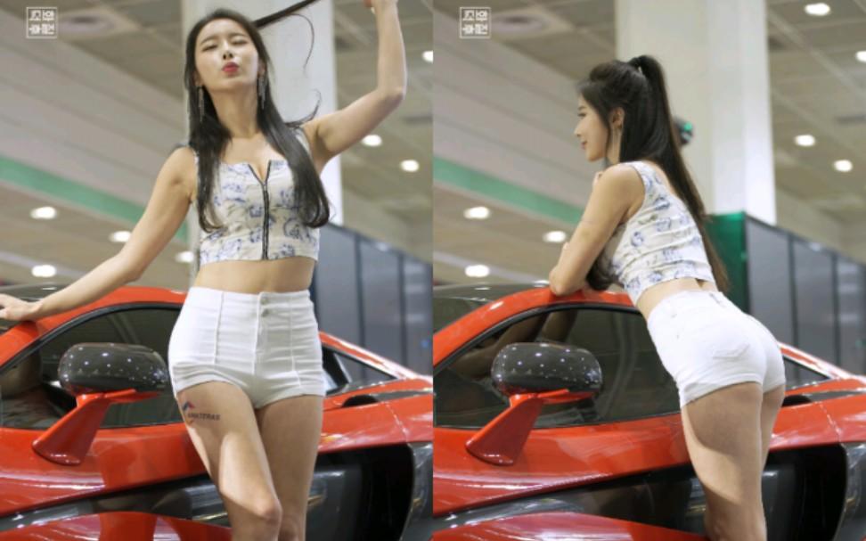 【4K超清】赛车模特Soyee