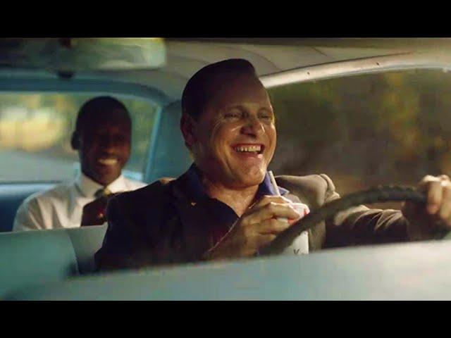 在种族歧视的年代,白人做了黑人的司机,跨越芥蒂建立纯美友谊!奥斯卡最佳影片《绿皮书》