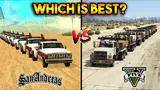 gta 5 tow truck vs gta san andreas tow truck : which is best?