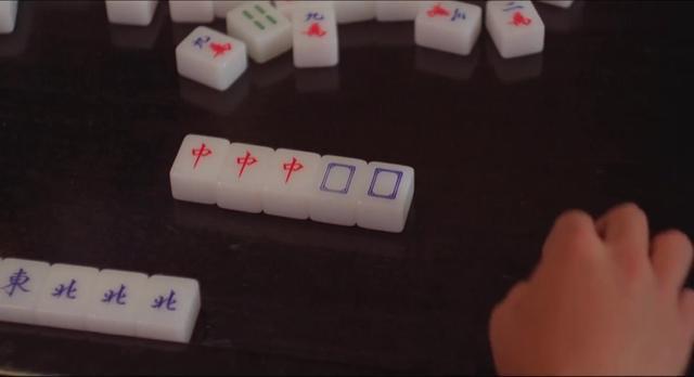 打雀: 这才是麻将高手, 两人都做十三幺, 结果却是先走先输!