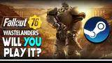 fallout 76 is coming to steam with a big update - are you playing it?