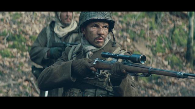 这才是震撼二战大片, 法军外籍军团血战纳粹德军, 看完热血飙升