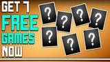 get 7 free pc games right now - 6 steam games + 1 gog game