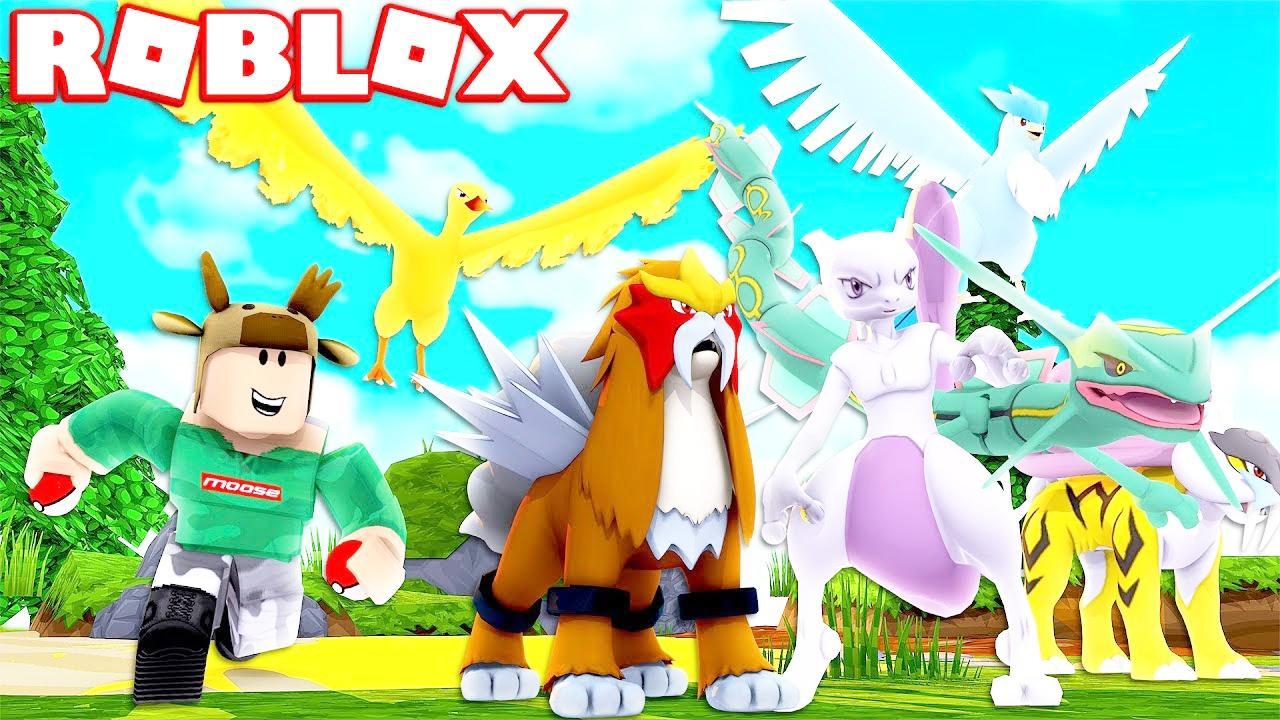 小飞象解说 Roblox神奇宝贝: 就决定是你了! 快来收服宠物小精灵吧!