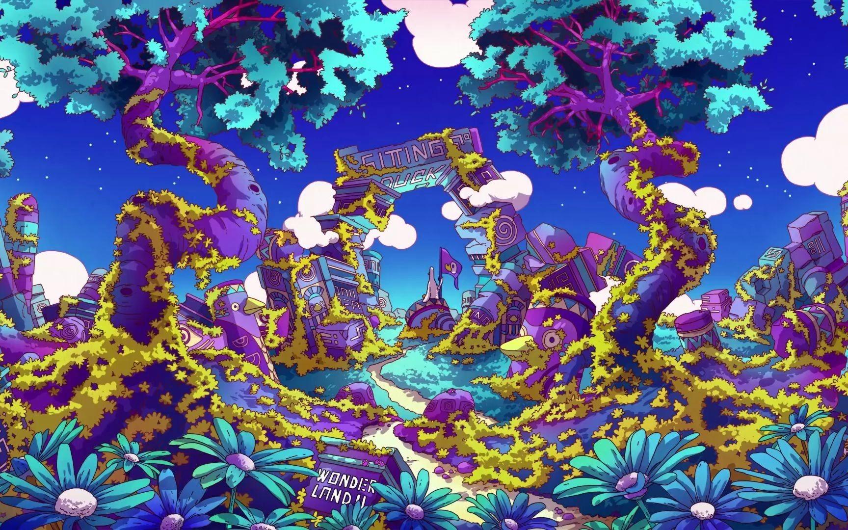 Sitting Duck - Wonderland Chapter II  [lofi hip hop/relaxing beats]