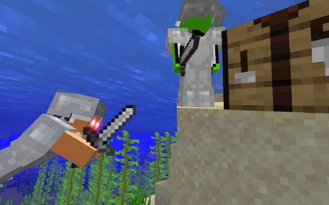 【Dream猎人游戏】我的世界 速通者 VS 猎人 [第九部] 熟肉中字 Minecraft Speedrunner VS Hunter (Again)