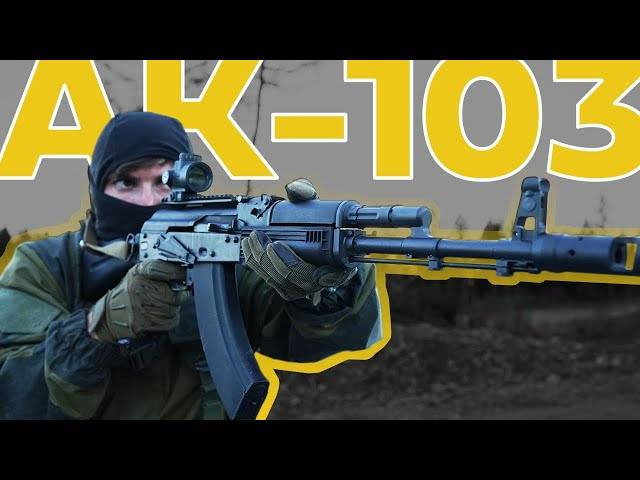 affordable us made ak-103!(palmetto state armory