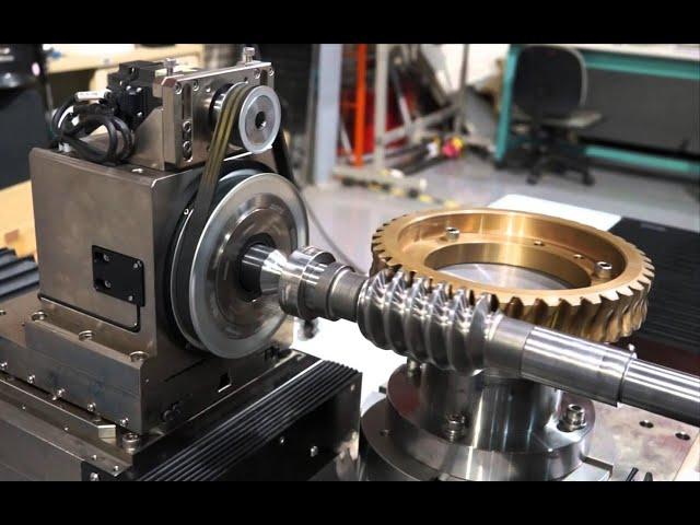 机械传动齿轮的制造过程,工程师都能看一整天