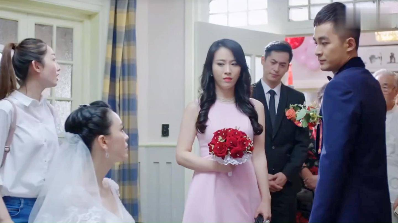 影视: 丈母娘临时要50万彩礼, 新郎气的向伴娘求婚, 丈母娘傻眼了