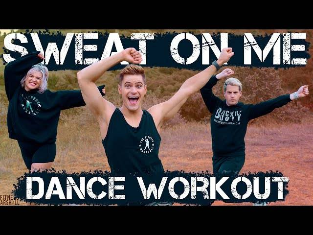 sweat on me | caleb marshall | dance workout