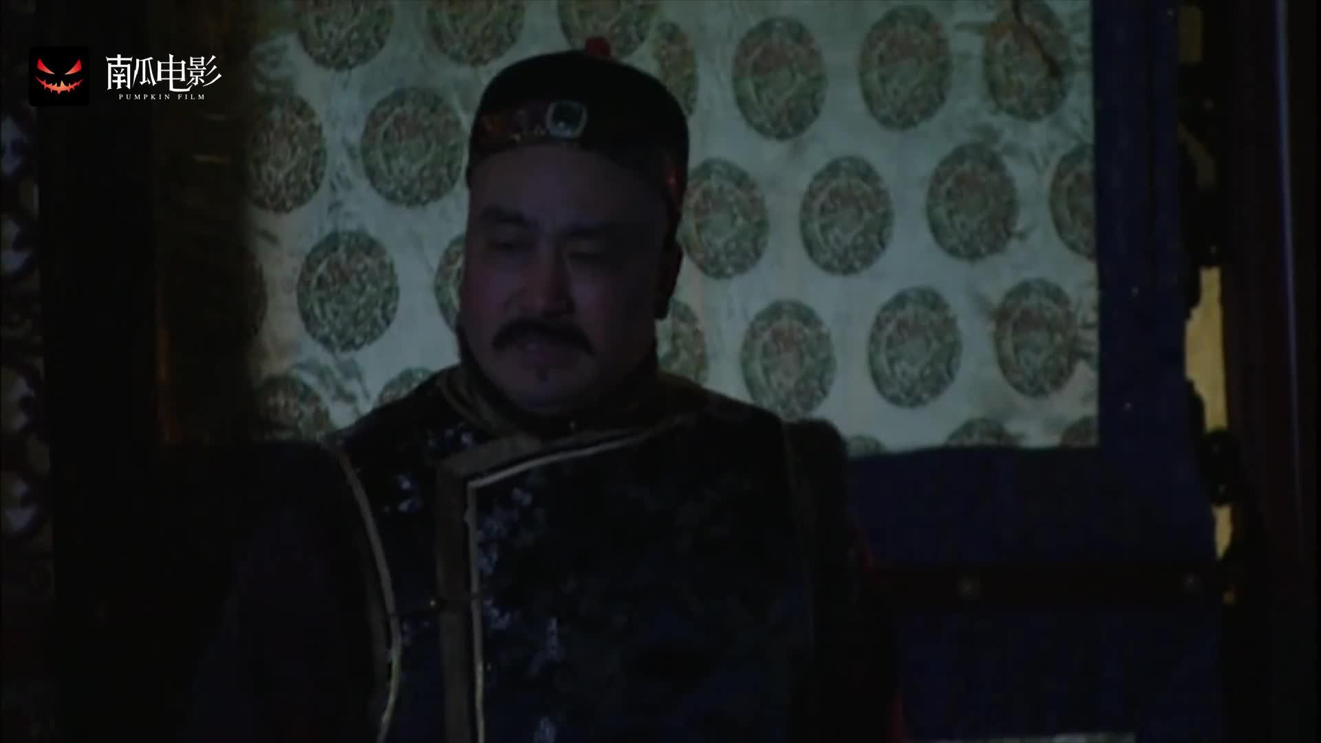雍正王朝: 十三爷看不惯大阿哥小人得势, 当众顶撞, 结果凉了