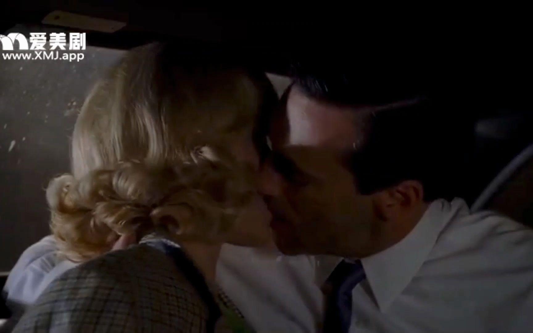 【荷尔蒙】【广告狂人男主处处吻】【欧美吻戏剪辑】【高颜值欲吻】【爱到深处自然亲吻】【缠绵】【KISS】