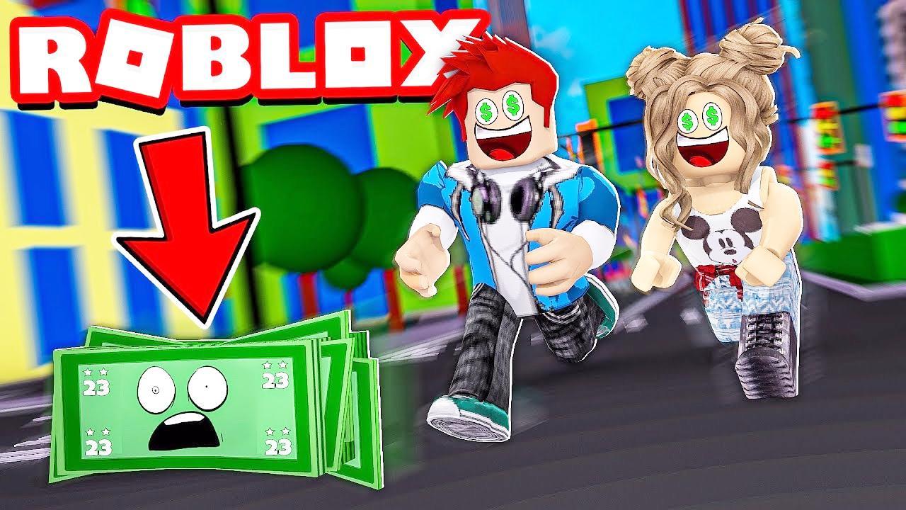 面面解说 Roblox躲猫猫模拟器! 哇我还能变成钞票藏起来?