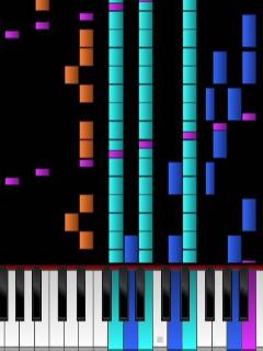 UP的核能钢琴炸电脑实验。