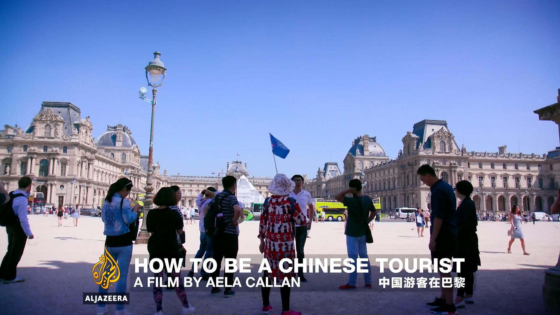 【纪录片】中国游客在巴黎【双语特效字幕】【纪录片之家字幕组】