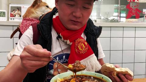 #抽冰峰#肉丸再多一点好吗?探店西安疯狂肉丸胡辣汤!