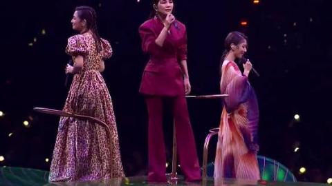 2019金曲奖S.H.E时隔七年登上金曲奖舞台,献唱《十七》《美丽新世界》