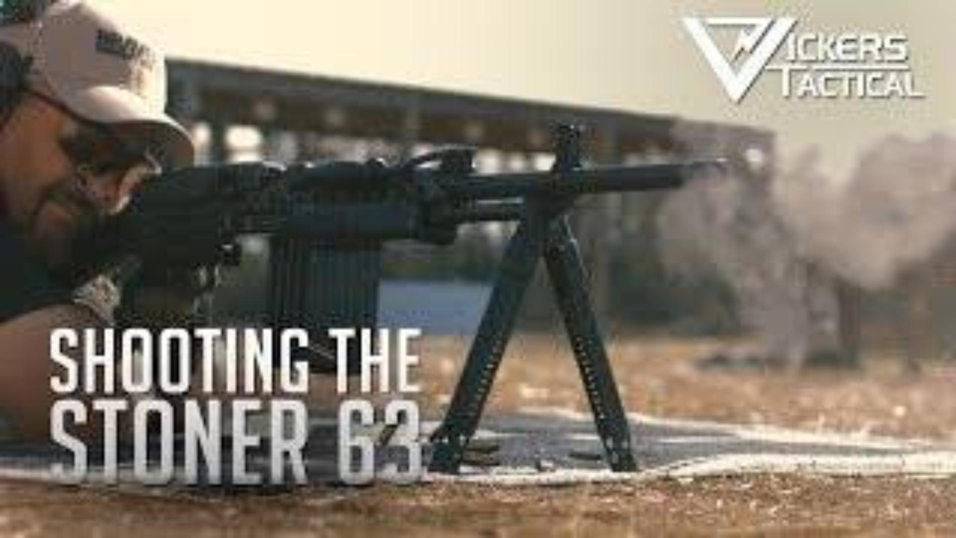 【搬运/已加工字幕】斯通纳63轻机枪