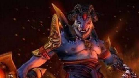 【DOTA英雄讲解】第十期,lion,莱恩