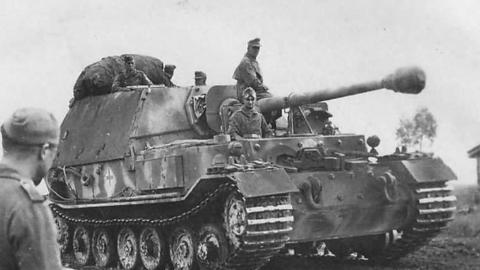 二战十大坦克歼击车