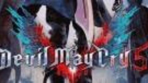 [PS4]鬼泣5/恶魔猎人5 预购/首发特典主题预览