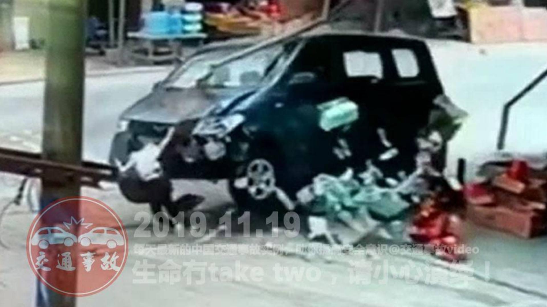 中国交通事故20191119:每天最新的车祸实例,助你提高安全意识