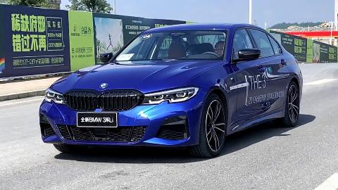 BMW 325Li,赛道+山路,体验依旧是舒适?!