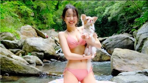韩国女生的台湾生活 | 比基尼拍摄现场的秘密 ! | 幕后花絮
