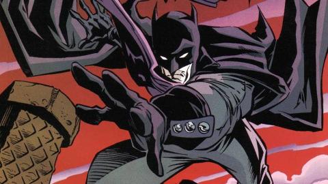 【HUSH13】来自哥谭的开膛手杰克:《蝙蝠侠:双面》(其一)