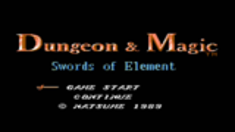 FC-0473-[地下城与魔法 元素之剑 Dungeon & Magic] 试玩