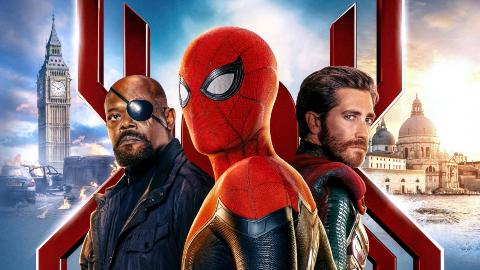 《蜘蛛侠:英雄远征》定档预告,内地6.28领先全球!